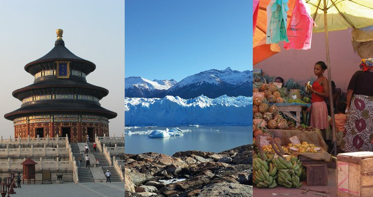 Expo photos participative : voyage autour du monde