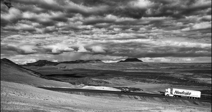 Exposition photos : ISLANDE, Terre de nuages