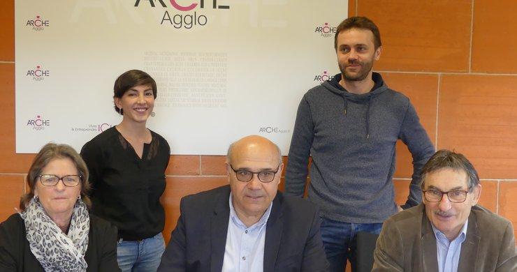 ARCHE Agglo développe le transport et la mobilité sur son territoire