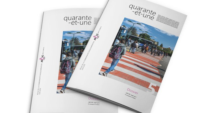 Quarante-et-une la revue ARCHE Agglo