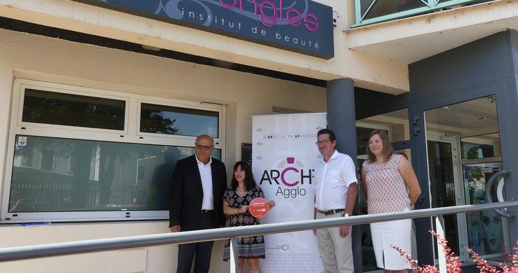 ARCHE Agglo soutient les commerçants et artisans