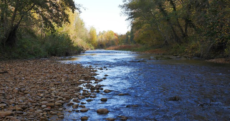 Un bilan positif du contrat de rivière de l'Herbasse