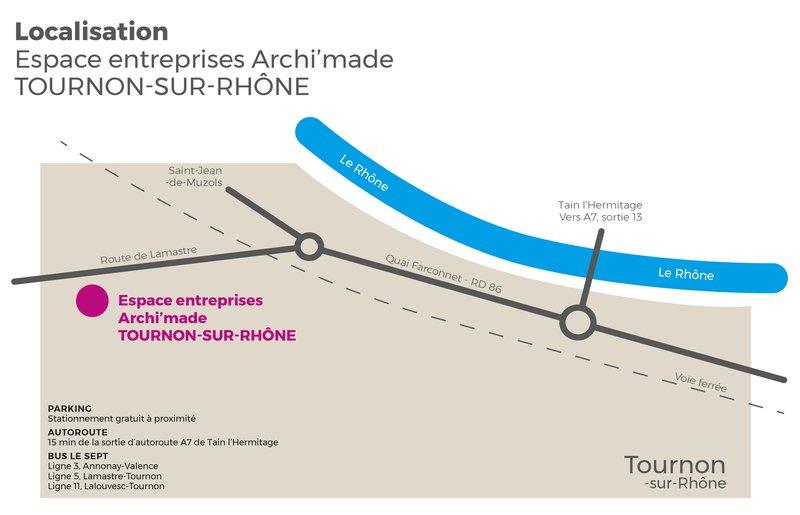 Localisation_ArchiMade_Tournon