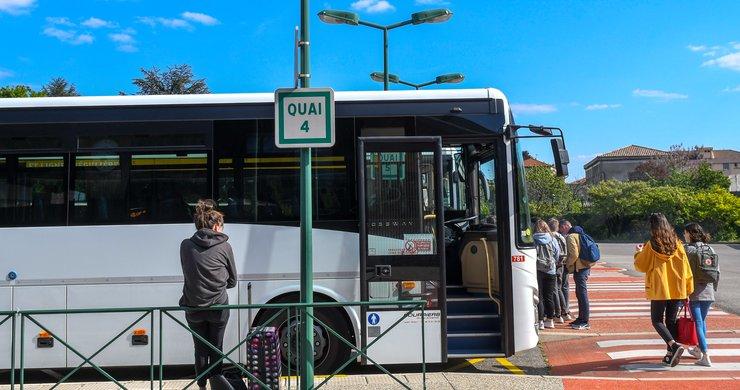 Challenge mobilité : gratuité des transports en commun Région et ARCHE Agglo