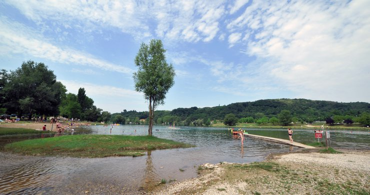 Carte d'accès privilégié au Domaine du Lac de Champos