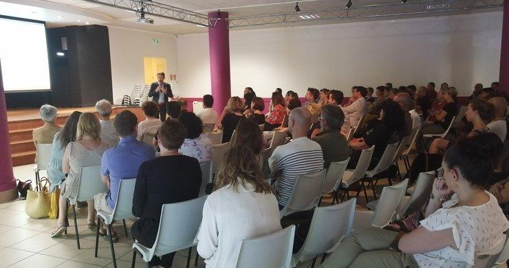 Conférence sur la revitalisation des centres-villes
