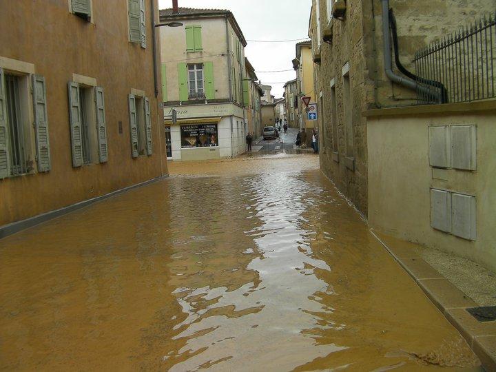 Crue du Merdaret St Donat sur Herbasse.JPG