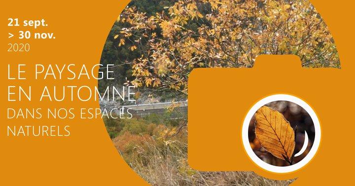 ARCHE Agglo organise un concours photo lié aux espaces naturels sensibles