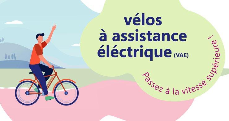 Achetez ou louez votre vélo électrique !