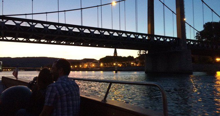 Sunset Tour_Tournon sur Rhône